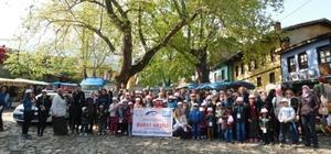 ESED Projesi kapsamında Bursa gezisi gerçekleştirildi