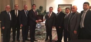 GTO Katar ile ekonomik işbirliği için çağrı yaptı