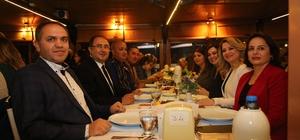 Başkan Sarıoğlu'ndan Polislere moral gecesi