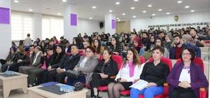 "Ünye'de ""Toplumsal Cinsiyet"" konferansı"