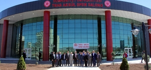 Türkiye Üniversitelerarası Güreş Şampiyonası Sivas'ta düzenlenecek