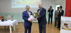 Müftü Mustafa Türköz: İnsanlık insanlığa emanet