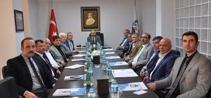 Başkan Dinçer, UKOME'de ulaşım sektörü temsilcilerine yeteri kadar yer verilmesini istedi