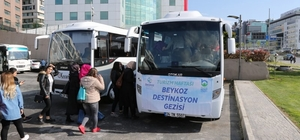 Kent Konseyi Beykoz'u tanıtıyor