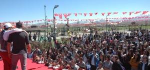 İpekyolu'nda 3 bin öğrenci ile sahil temizliği