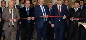 """""""Tarım ve İnsan"""" konulu fotoğraf sergisi Erzurum'da açıldı"""
