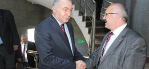 Türk-İş Genel Mali Sekreteri Ağar: