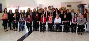 Sivasspor'a kadın desteği