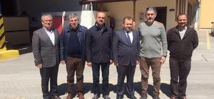 AK Parti'den SFC Entegre'ye ziyaret
