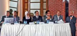 Nilüfer çayındaki kirlilik Mudanya'da tartışıldı