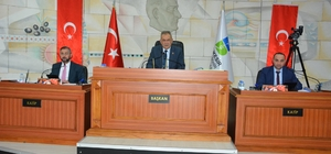 Balıkesir Büyükşehir Belediye Meclisi toplandı