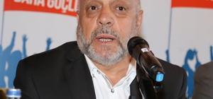 Hak-İş Konfederasyon Başkanı Arslan: