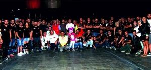 500 motorcu Aydın'da buluşacak