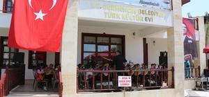 Ekrem Çifci İlkokulu öğrencilerinden Germenciklilere müzik ziyafeti