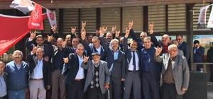 MHP Kozaklı ilçe kongresi yapıldı