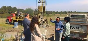 Yunusemre'nin kırsal bölgelerindeki çalışmalar incelendi