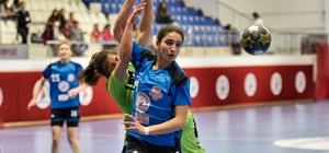 Muratpaşa hentbol takımı yarı finalde
