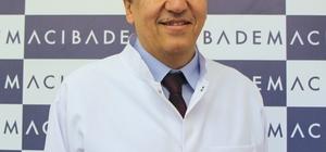 Algoloji Uzmanı Prof. Dr. Sacit Güleç, Acıbadem Eskişehir Hastanesi'nde göreve başladı