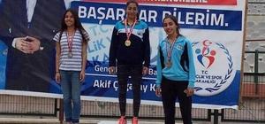 Osmangazili atletler başarıya doymuyor