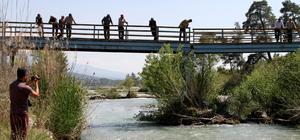 """Seydikemerliler """"Sırat köprüsü""""nün onarılmasını istiyor"""