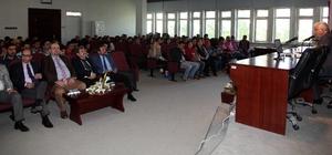 Osmanlı'dan Günümüze Milli Egemenlik ve Atatürk Konferansına Yoğun İlgi