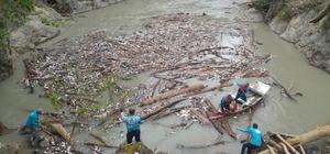 Yerköprü'de çevre temizliği