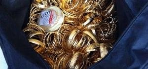 Afşin'de kuyumcunun öldürüp altınlarının çalınması