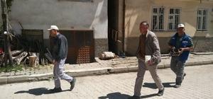 Hisarcık'ta 'Şükür Duası' hazırlıkları başladı