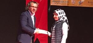 Hakkari'de Ufka yolculuk bilgi ve kültür yarışması semineri