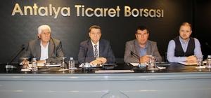 ATB Nisan Meclisi toplandı