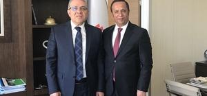 Başkan Toltar'a SİT alanları için destek sözü