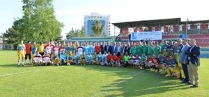 ASAT birimler arası futbol turnuvası