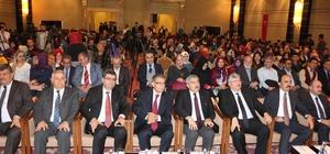 Konya'da Anadolu Mektebi Yazar Okumaları Projesi paneli başladı