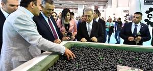 Türkiye'nin en sağlıklı fuarı açıldı