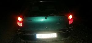 Gazetecinin arabasını kurşunlayanlar yakalandı