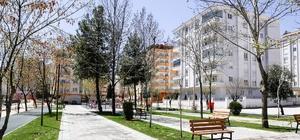Atatürk Mahallesindeki park yenilendi