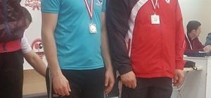 Pazaryeri HEM sporcuları masa tenisinde üçüncülük kazandı