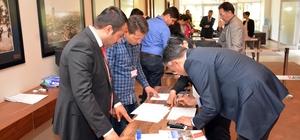 AOSB'nin 11. Olağan Genel Kurulu yapıldı