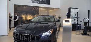 Birmot, Maserati'yi Ankaralılarla buluşturdu