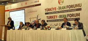 3. Türkiye-İran Forumu sona erdi