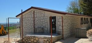Adıyaman Belediyesinden Esentepe Mahallesine taziye evi