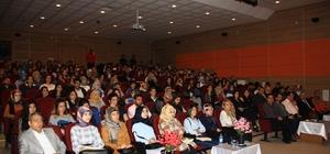 DÜ'de 'Çocuk Cinsel İstismarı' konferansı