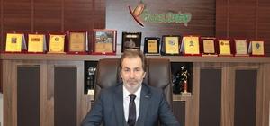 MÜSİAD Gaziantep Başkanı Mehmet Çelenk: