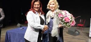 Başkan Çerçioğlu, yazar Ayşe Kulin'in imza gününe katıldı