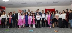 Eskişehir Odunpazarı Ortaokul'unda 'Özel Eğitim Sınıfı' etkinliği