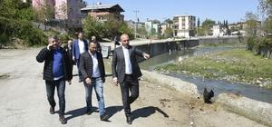 Tekkeköy'de turizm projesi hayat buluyor
