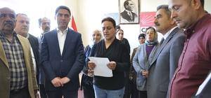 Kiraz'dan sosyal medyada referandum ile ilgili paylaşım yapan öğretmene tepki