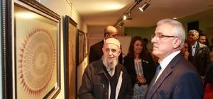 Bilgi evinden kaligrafi sergisi