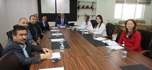 Akyazı kent konseyi toplantısı gerçekleştirdi