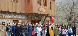 Öğrencilere Kemah-Kemaliye tarih ve tabiat gezisi